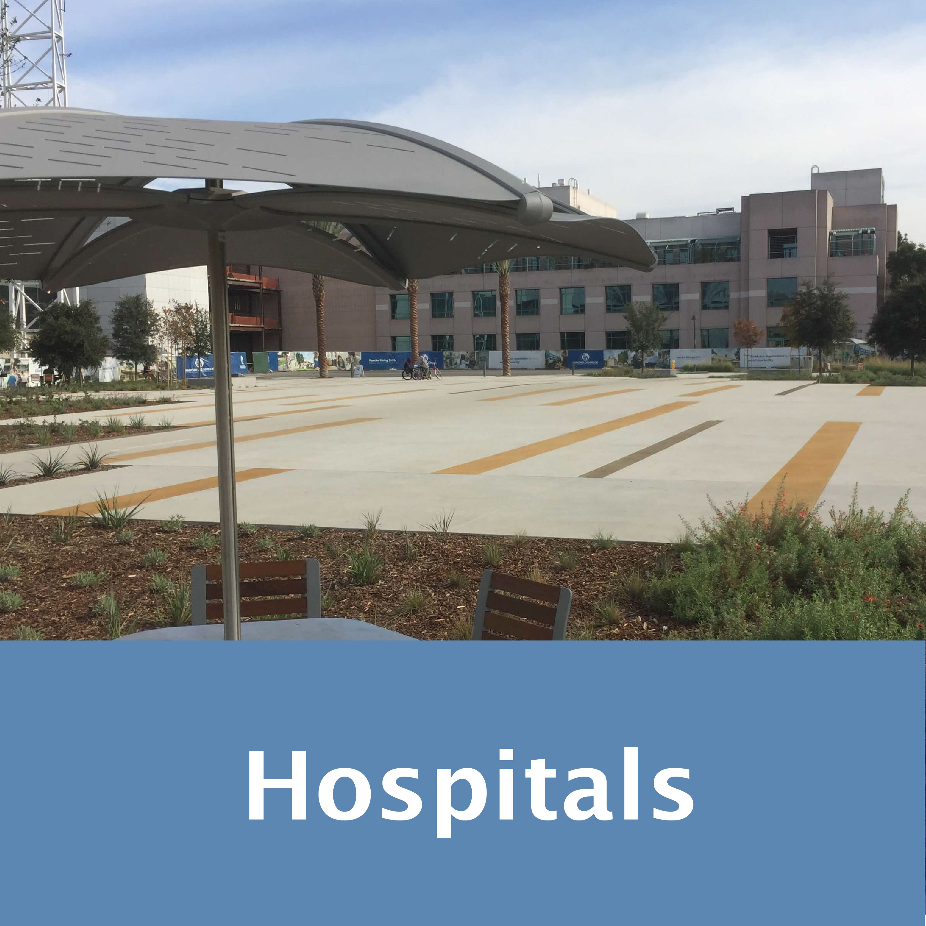 DV Hospital Projects