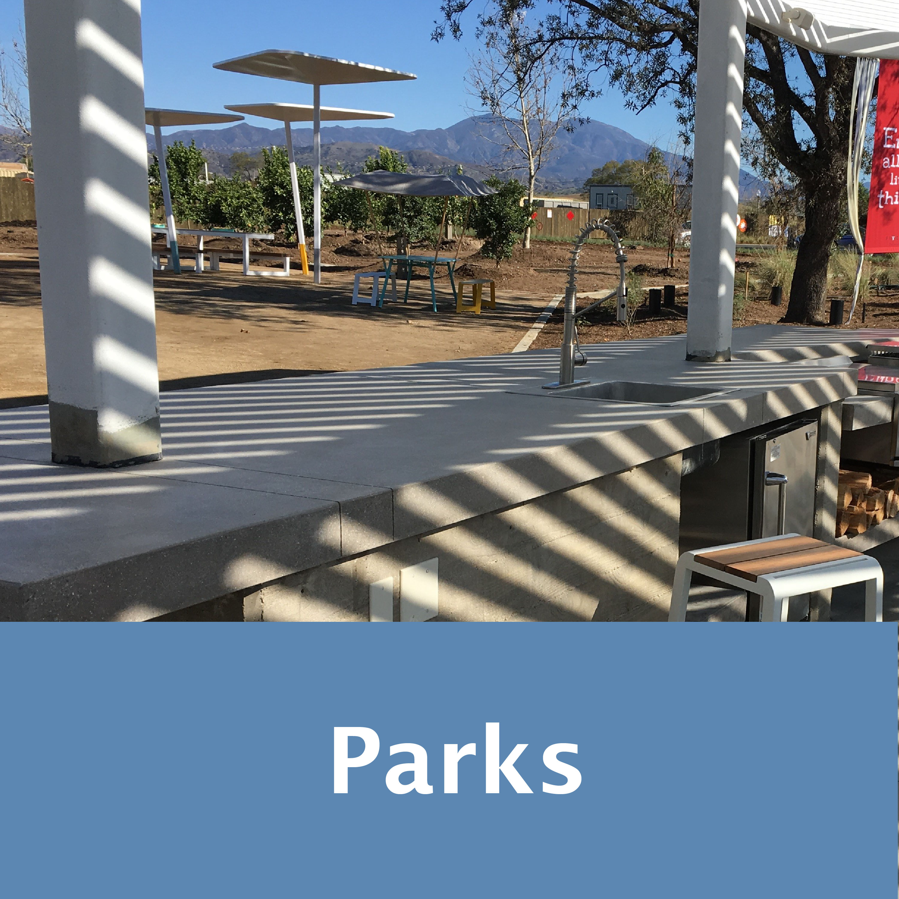 DV Parks Projects